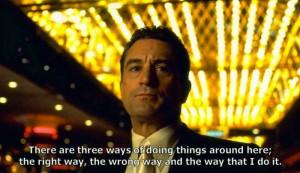 Casino Movie Quotes Casino (1995)