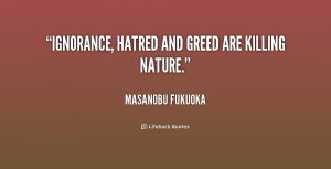 Quotes About Greed And Family