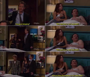 How I Met Your Mother Quote-16