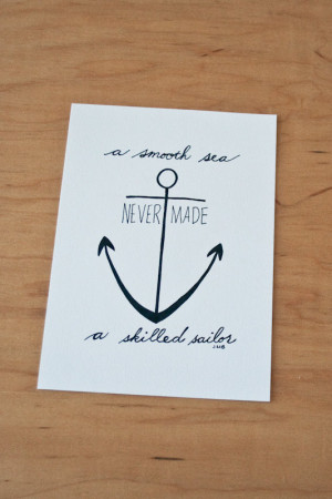 Anchor Quotes Anchor, typography quote