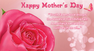 Happy Mother's Day 2015 Love Quotes, Wishes and Sayings