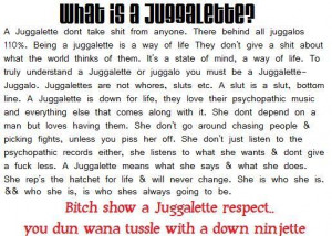 All Graphics » Juggalette