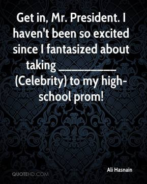 High School Prom Quotes