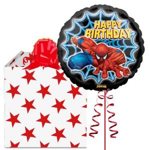Spider Man Happy Birthday Clip Art