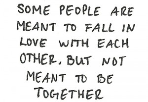 Together without Forever