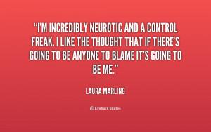 Control Freak Quotes