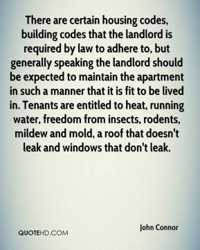 The Landlord Quotes