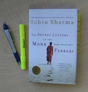 secret letters robin sharma pdf