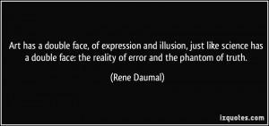 More Rene Daumal Quotes