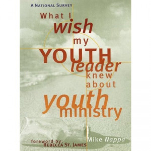 Youth Ministry Quotes