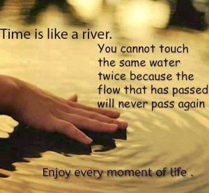 QUOTES BOUQUET: Enjoy Every Moment Of LIFE