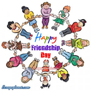 Share Best collection of friendship day cards, friendship day scraps ...