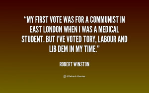 Robert Winston Quotes