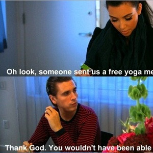 scott disick - funny quotes