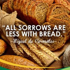 And thank goodness for gluten-free bread! #Quote #Original More