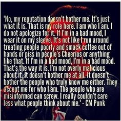cm punk more poetry boards cm punk quotes cities saint quotes sayings ...