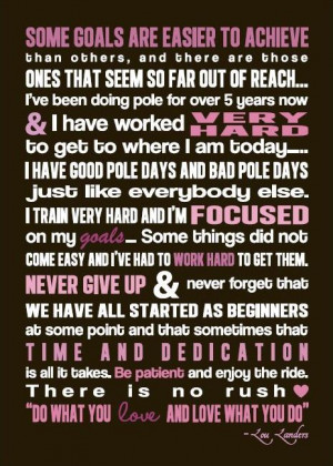 pole dancing quotes