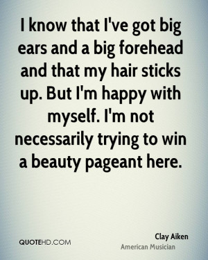 Clay Aiken Beauty Quotes | QuoteHD