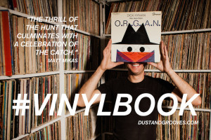 vinylbook , Matt Mikas , vinyl quotes
