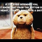 ted the movie quotes   ... TED movie quotes 180x180 TED Quotes – The ...