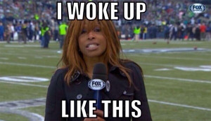 Did Pam Oliver's Hair Look Like Chewbacca?