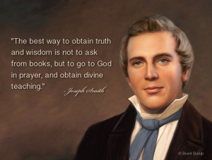 Inspirational and spiritual Joseph Smith Quotes (3)