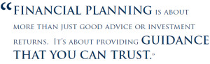 financial planning quote