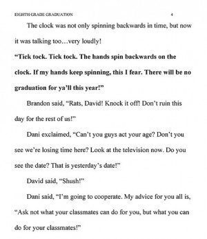 8th Grade Graduation Poems The eighth-grade students in