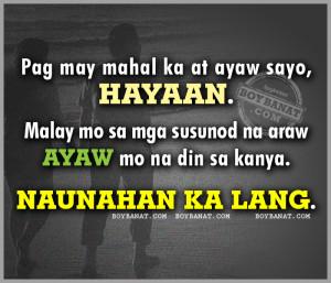 sa buhay ng tao lalo na kung hindi ikaw ang bida sa script na napili ...
