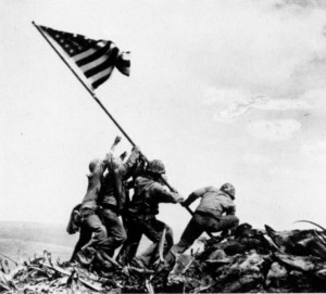 Photographer Receives Death Threats For Pride Version Of Iwo Jima Flag ...