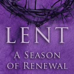 ... give up something for lent the sacrifices in lent are really penance