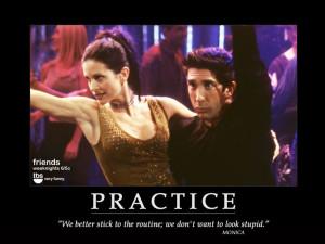 Friends TV Show Monica Quotes   Friends Motivational Posters