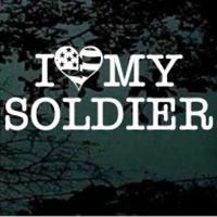 love my soldier decals.