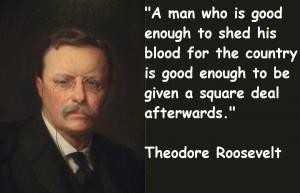 Theodore roosevelt famous quotes 5