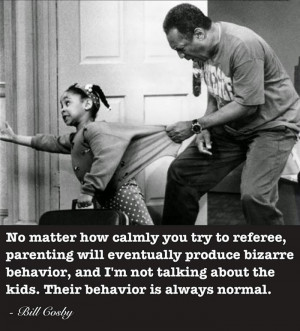 No Matter How Calmly You Try To Referee Parenting Will Eventually ...