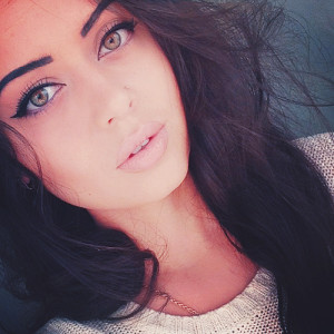 Beautiful Thick Mexican Women Quotes. QuotesGramPretty Girls With Pretty Eyes Tumblr