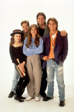 ... television nbc titles blossom characters joey russo blossom 1990