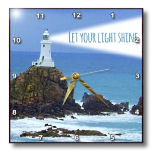 Inspirational Quotes - Let your light shine - lighthouse ...