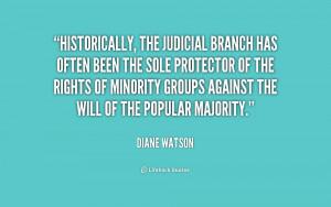 Judicial Branch Quotes
