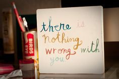 boring quote but i like how each word is a different color. why have i ...