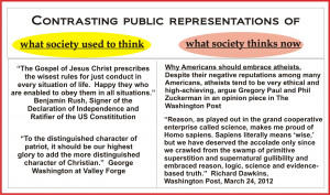 ... quotes of over two centuries ago with current quotes from March, 2012