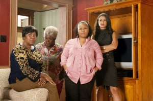 ... and Shannon Kane in Lionsgate Films' Madea's Big Happy Family (2011