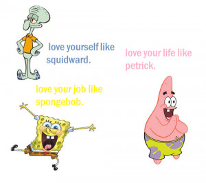 Spongebob Funny Love Quotes Love Quote Spongebob