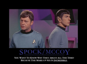 Mr. Spock Quotes