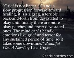 Quotes of Grief
