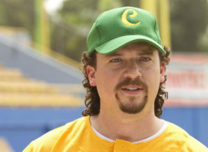 ... tiger, dude: Danny McBride is Kenny Powers in Eastbound & Down