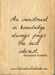 Independence Benjamin Franklin Quotes. QuotesGram