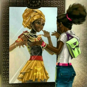 Nubian Warrior Queens