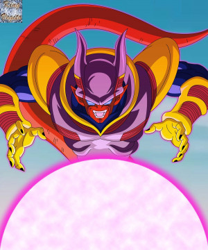 From Dragonball Heroes Card...