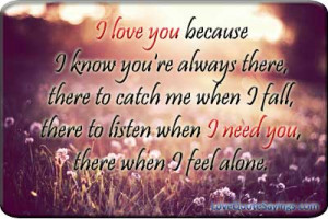 Need You Quotes And Sayings For Him I love you quotes for him